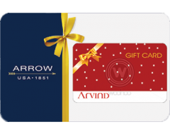 Arvind E-Gift - Arrow (Instant Voucher)