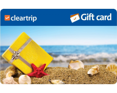 Cleartrip E-Gift (Instant Voucher)