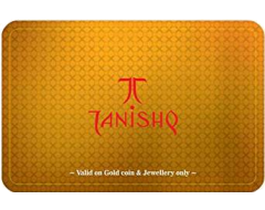 Tanishq Gold Coin Gift Card